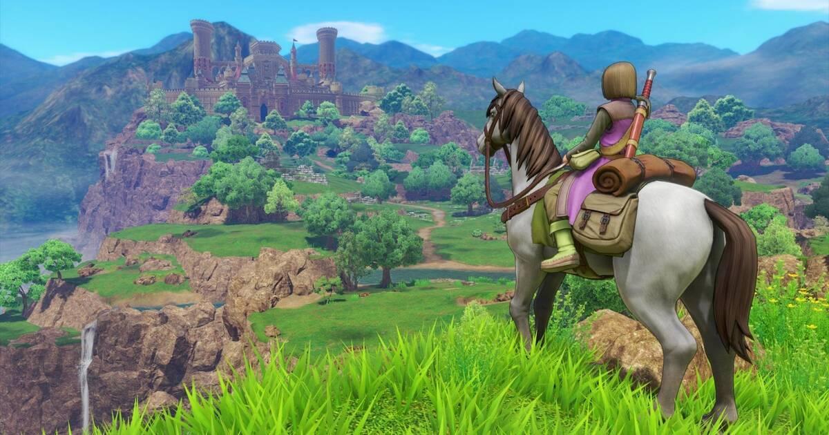 Dragon Quest XI incluirá contenido de Dragon Quest VIII