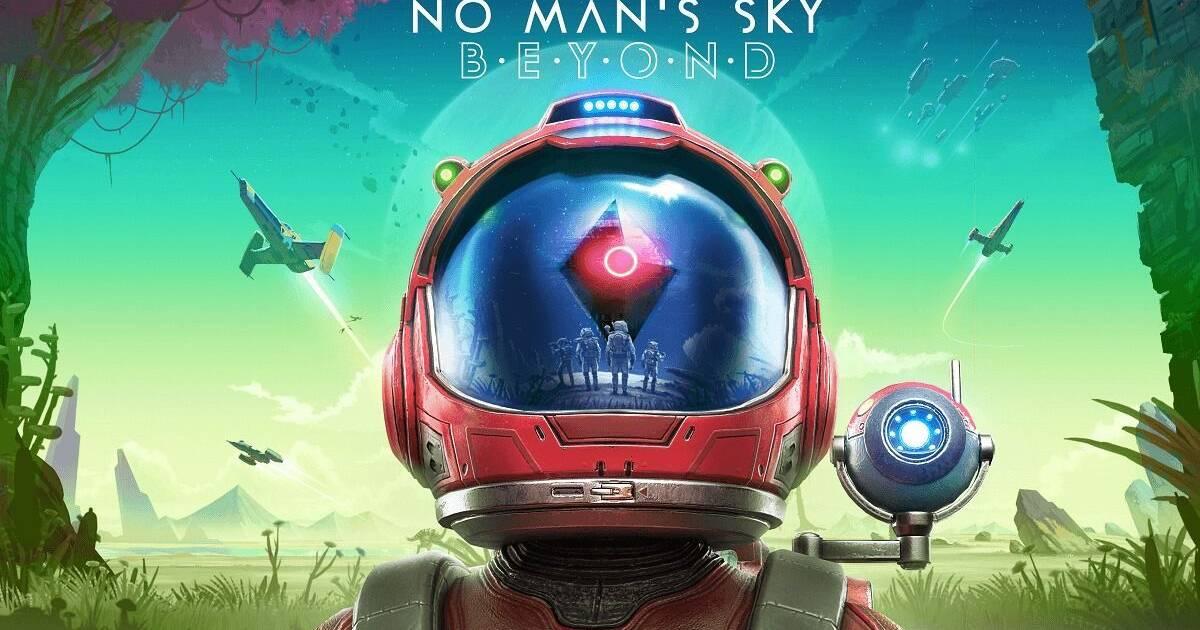 Resultado de imagen de No Man's Sky Beyond