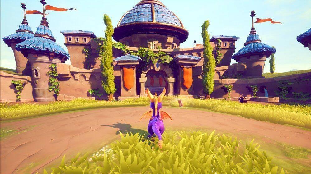 Hay novedades de Spyro Reignited Trilogy desde San Diego Comic-Con