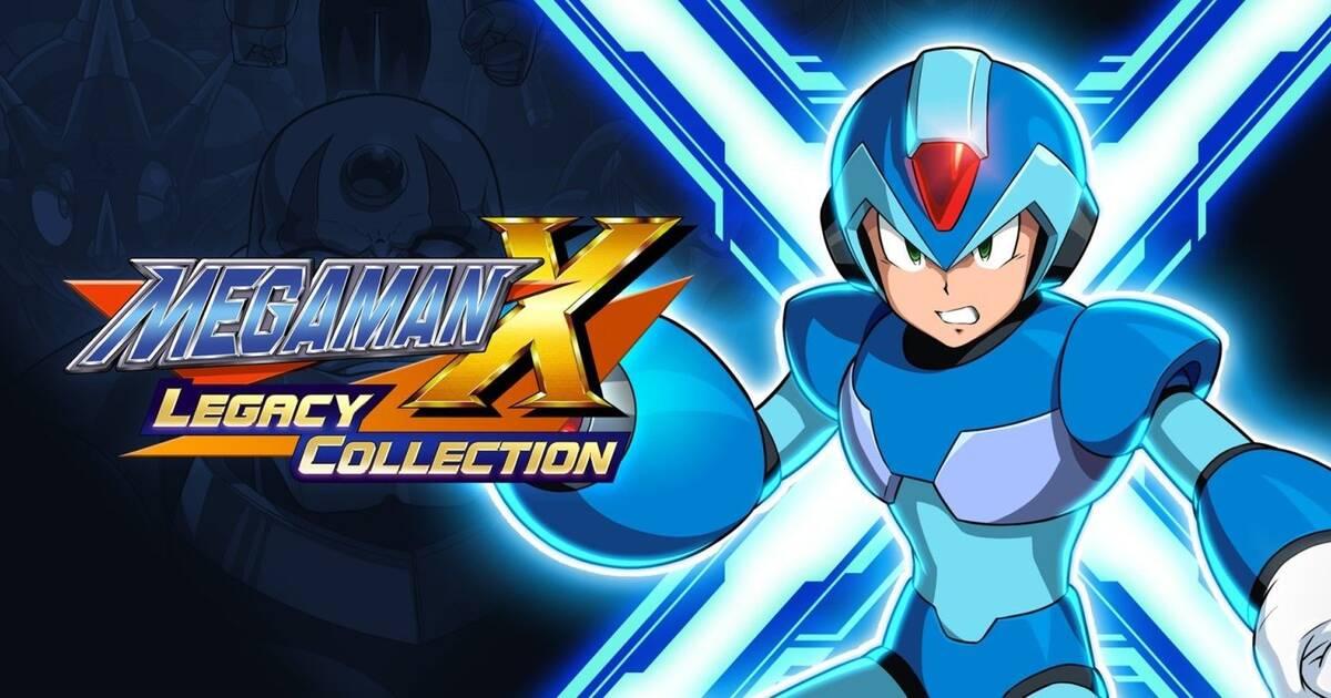 Mega Man X Legacy Collection 1 2 Para Ps4 Es El Juego Mas Vendido En