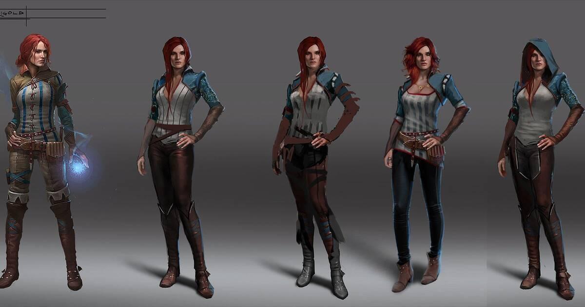 Se filtran documentos del desarrollo de The Witcher 3: Wild Hunt