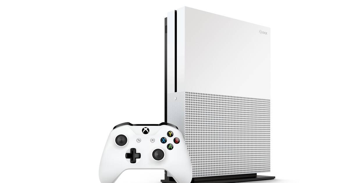 Microsoft confirma que el modelo de 2TB de Xbox One S es limitado