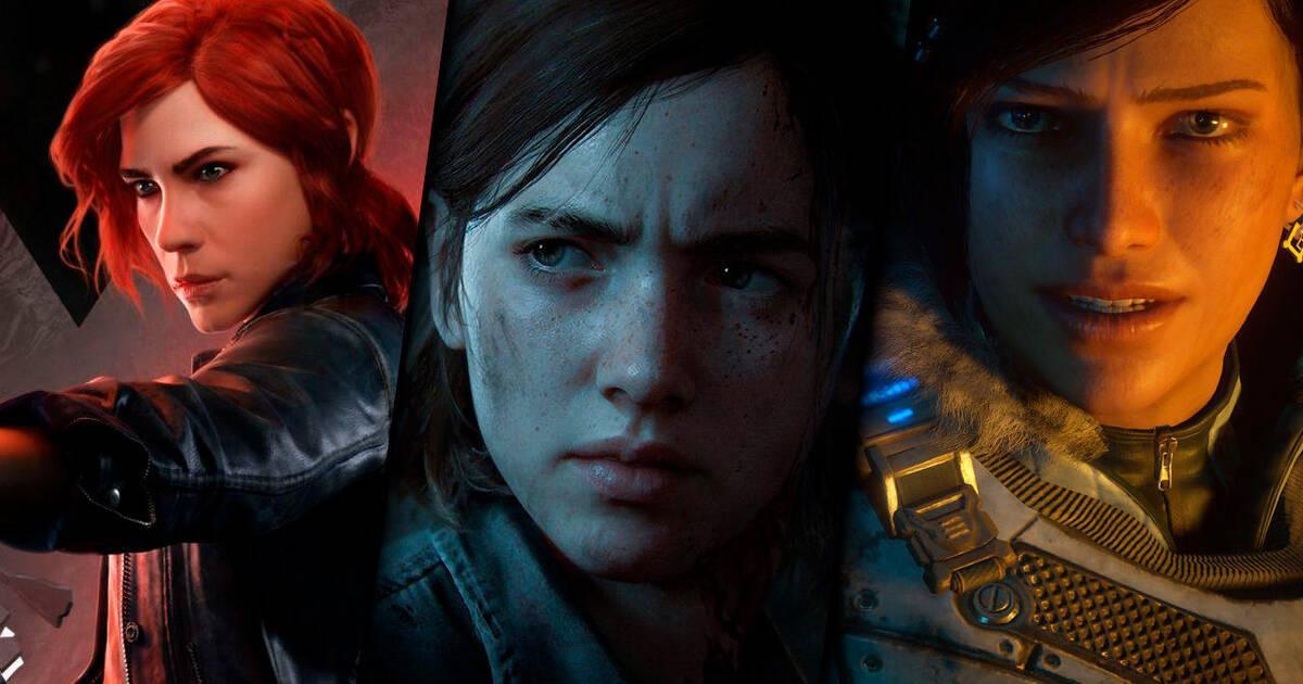 E3 2018 Todos Los Juegos Protagonizados Por Personajes Femeninos