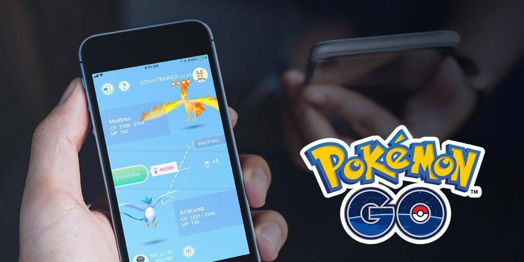 Los esperados intercambios de Pokémon llegan a Pokémon GO esta semana