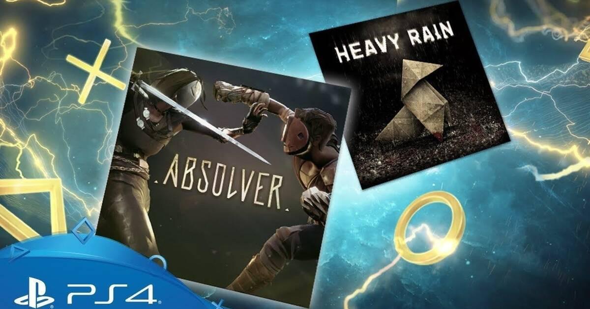Se revelan los juegos de PlayStation Plus de julio 2018