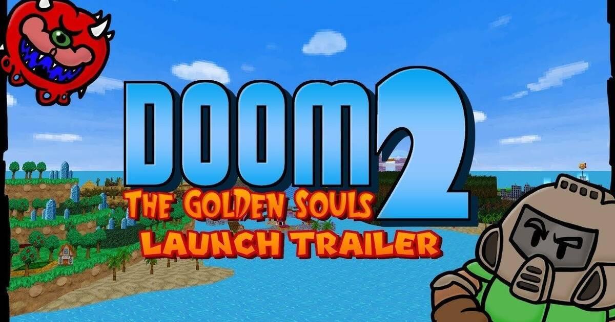 DOOM 2 recibe un mod que le otorga el aspecto de Super Mario