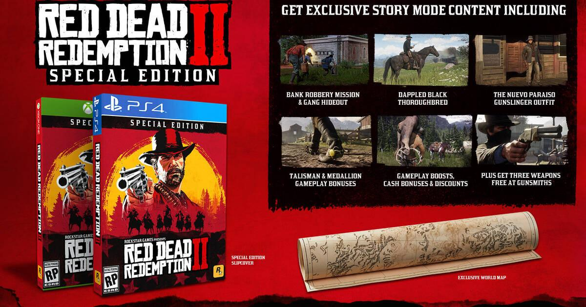 Red Dead Redemption 2 tendrá DLC exclusivo temporalmente en PS4
