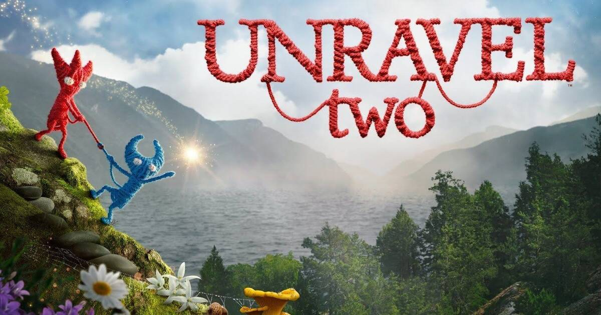 Unravel Two anunciado y ya disponible para PS4, Xbox One y PC