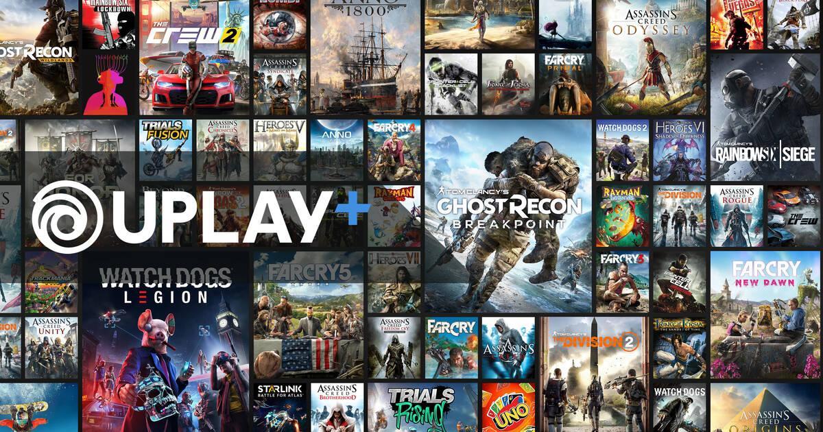 Ubisoft anuncia su propio servicio de suscripción: UPLAY+ #UBIE3