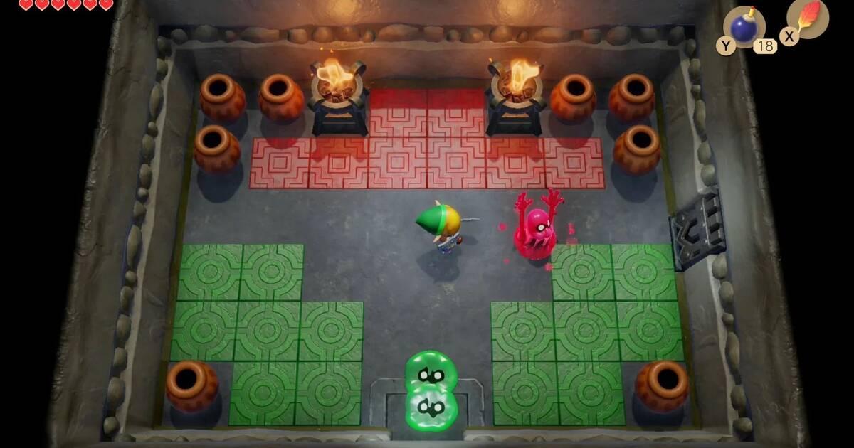 E3 2019: Link's Awakening incluirá la Mazmorra del Color de Game Boy Color