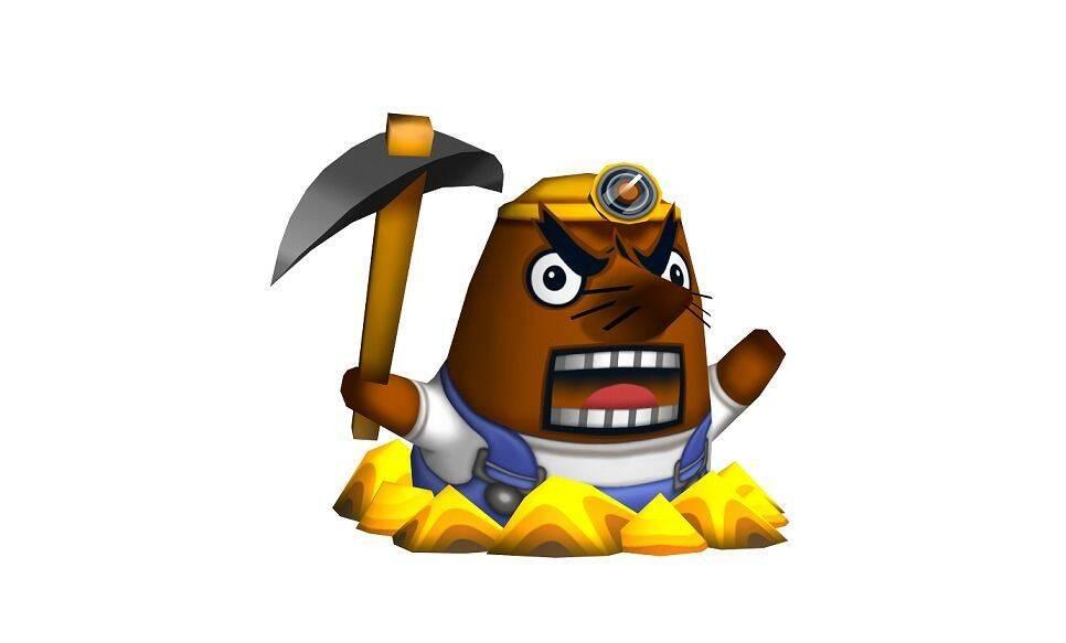 Rese T. Ado pierde su empleo en Animal Crossing: New Horizons