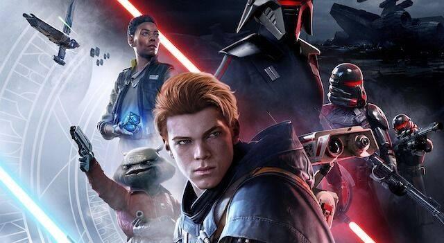 Star Wars Jedi: Fallen Order adelanta su portada
