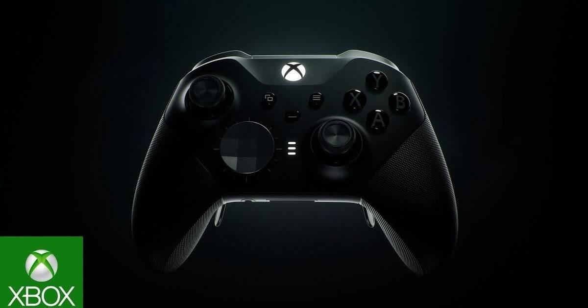 Es oficial: el control de Xbox One tendrá una nueva versión Elite