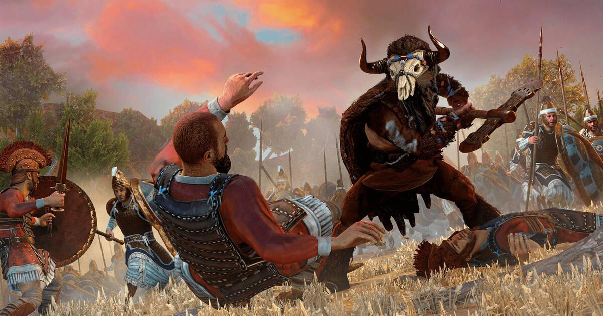 A Total War Saga: Troy se estrenará gratis en Epic Games Store el ...