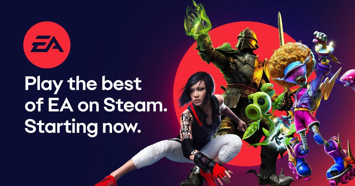 Electronic Arts llevará su programa de suscripción EA Access a Steam