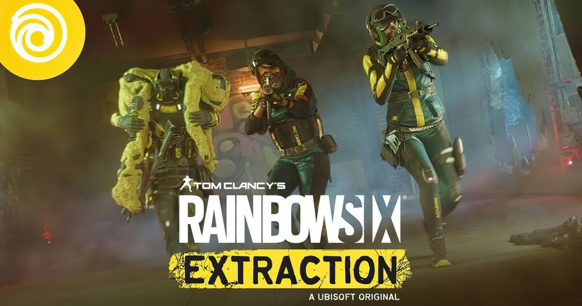 Rainbow Six Extraction se lanza el 16 de septiembre; se muestra nuevo tráiler y gameplay - Vandal