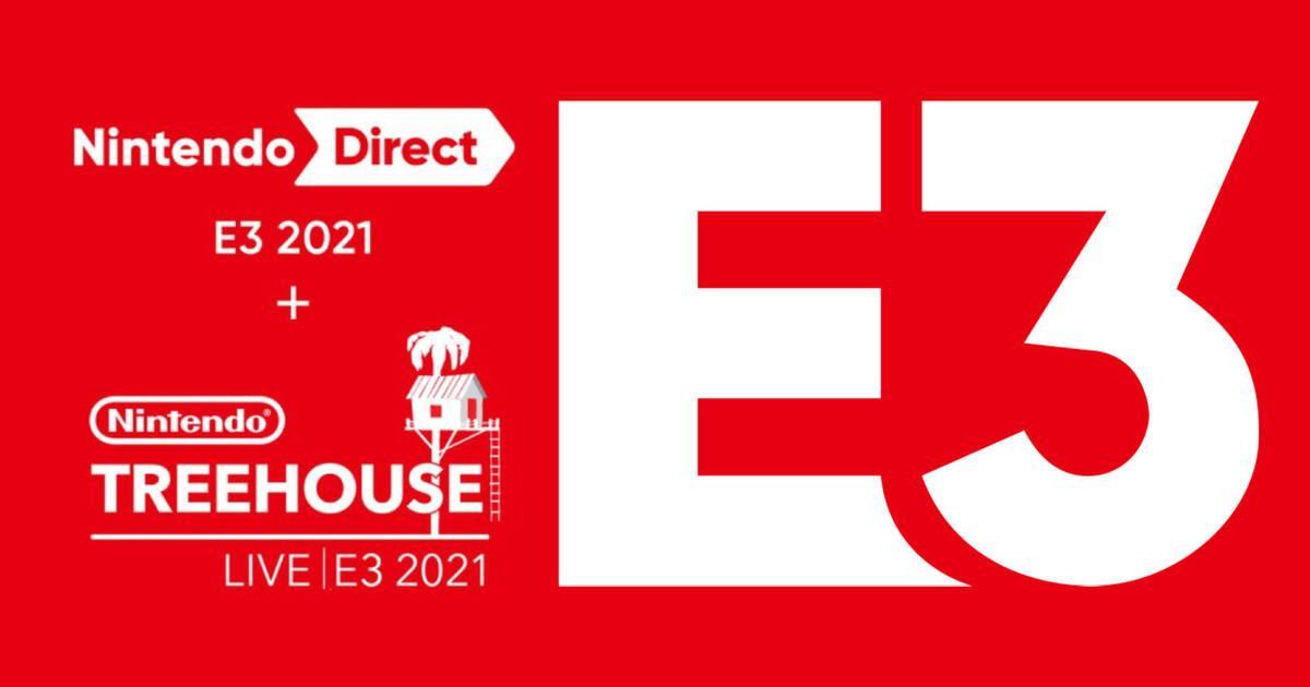 Nintendo celebrará su Direct del E3 2021 el 15 de junio a las 18:00h (hora  española) - Vandal