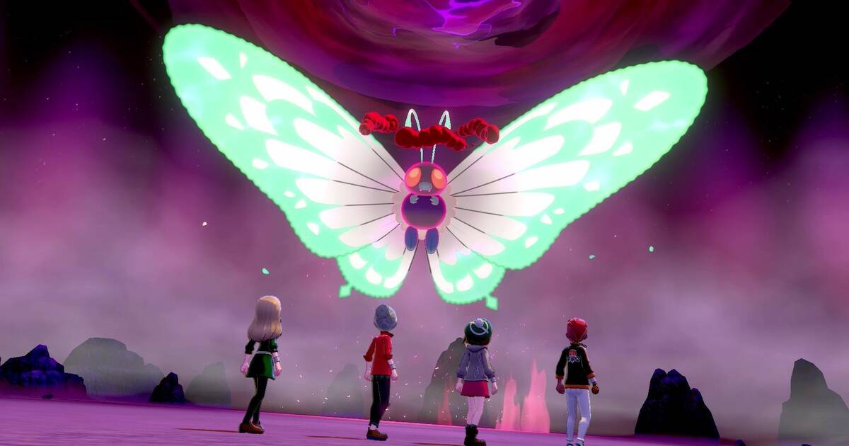 Mayor probabilidad de encontrarse con Pokémon Gigamax