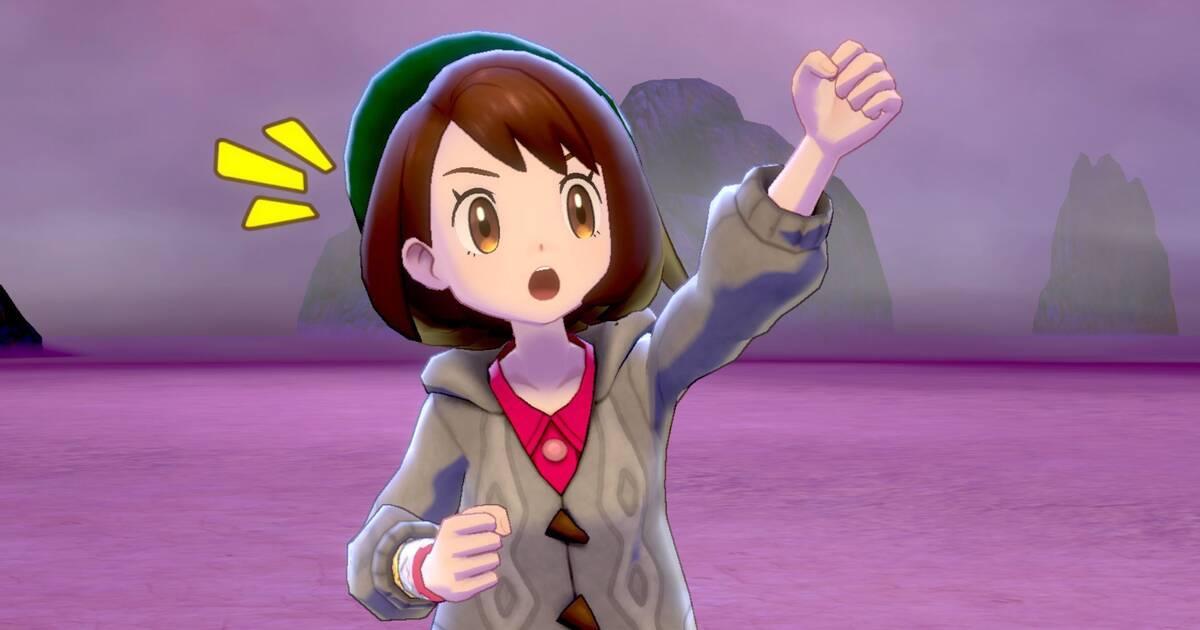 Pokémon Espada y Escudo marca un nuevo hito en Japón: número 1 durante 9 semanas seguidas