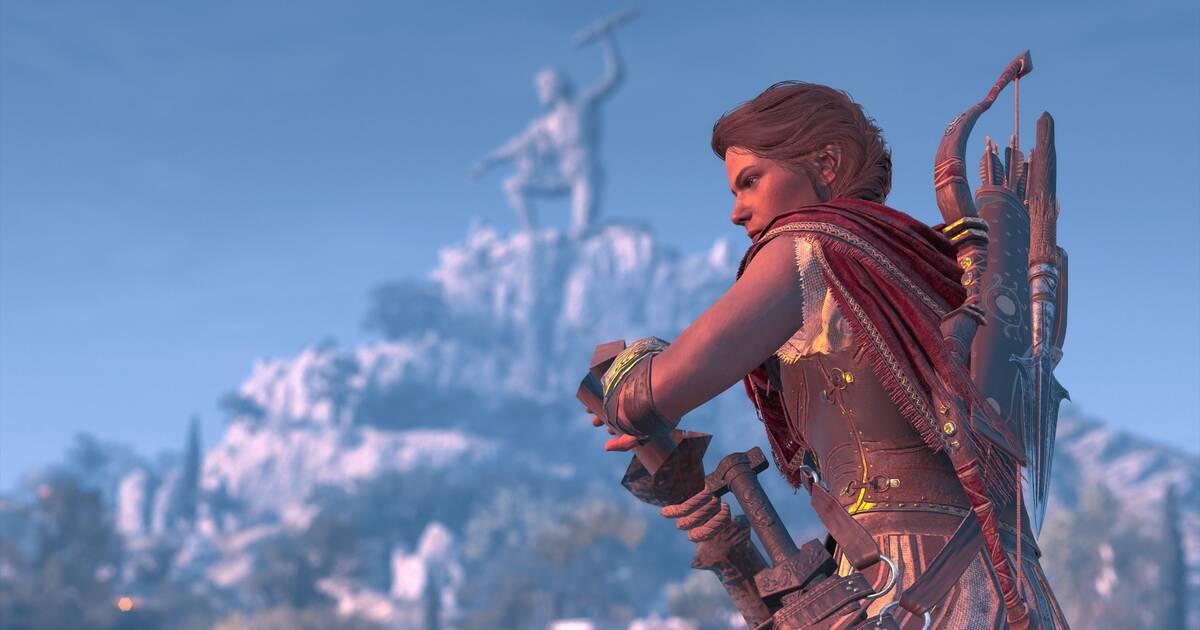 Ubisoft responde a las críticas del reciente DLC — Assassin's Creed Odyssey