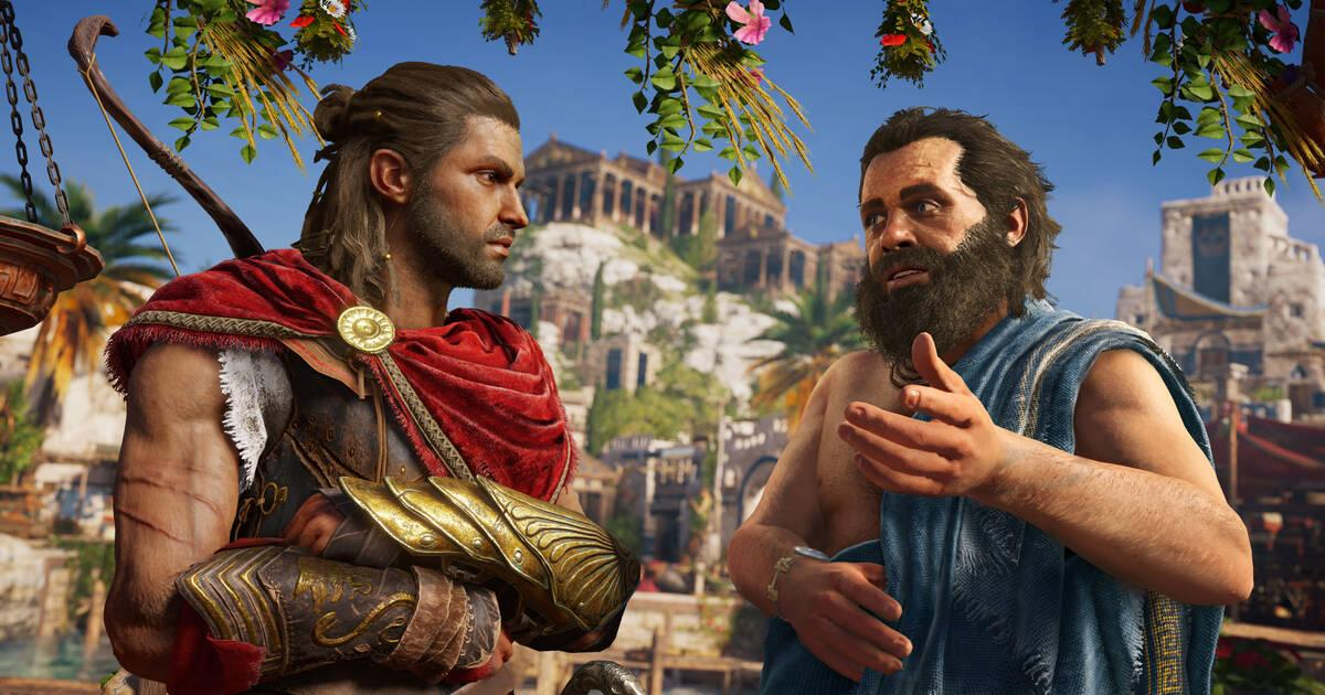 Un defecto de Assassin's Creed Odyssey se soluciona pagando 10 euros más