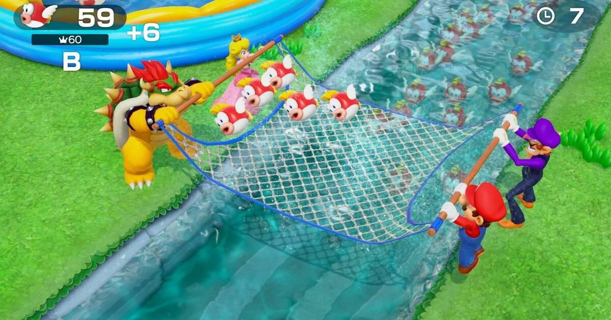 Los Desarrolladores De Super Mario Party Están Contratando Para Un Nuevo Juego Vandal