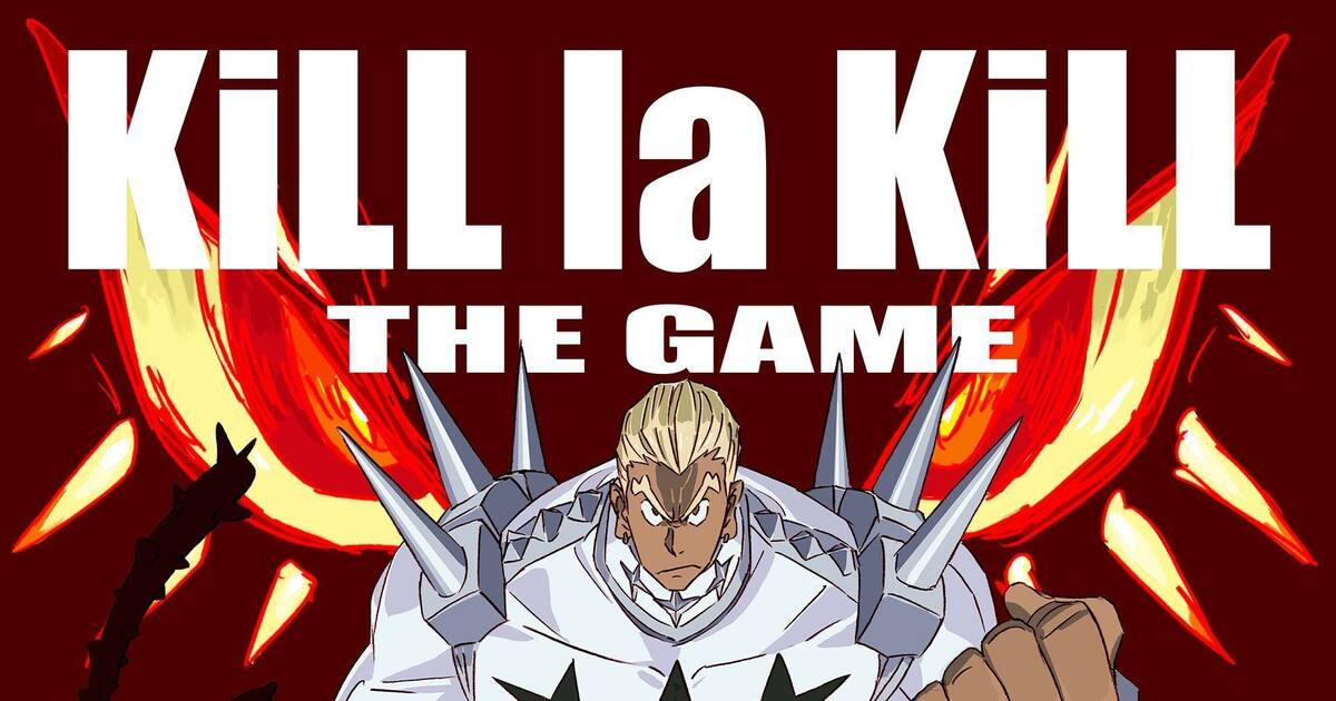 El juego de Kill la Kill muestra sus imágenes oficiales