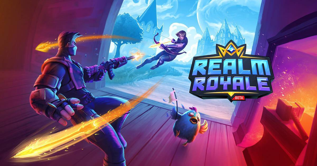 Resultado de imagen de portada Realm Royale xbox one