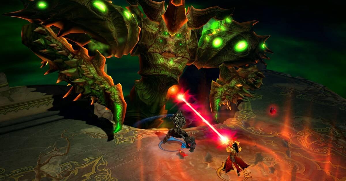 Diablo 3 Pide Una Suscripcion Familiar Para Jugar A Dobles En Una