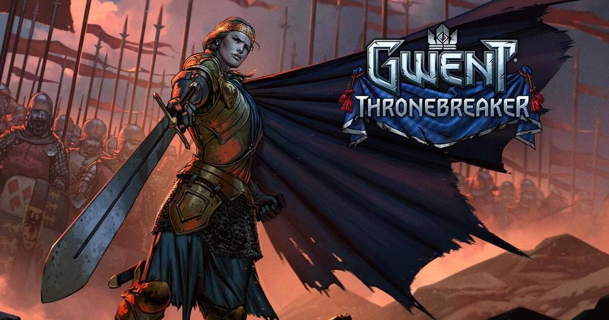 Thronebreaker: The Witcher Tales muestra sus primeros 24 minutos en vídeo