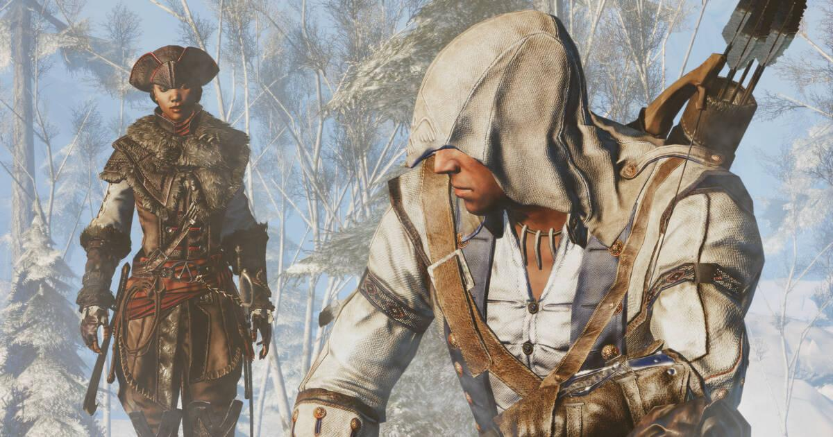 Assassin's Creed III Remastered saldrá a finales de Marzo