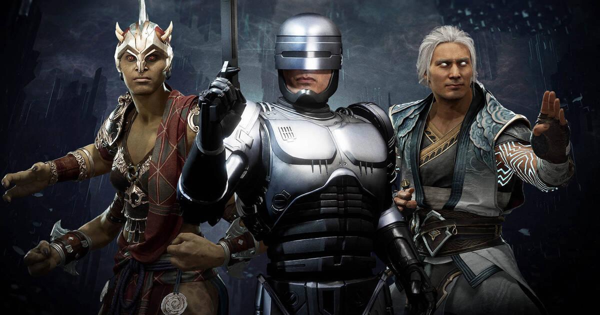 Mortal Kombat 11 Aftermath, una expansión de la historia con ...