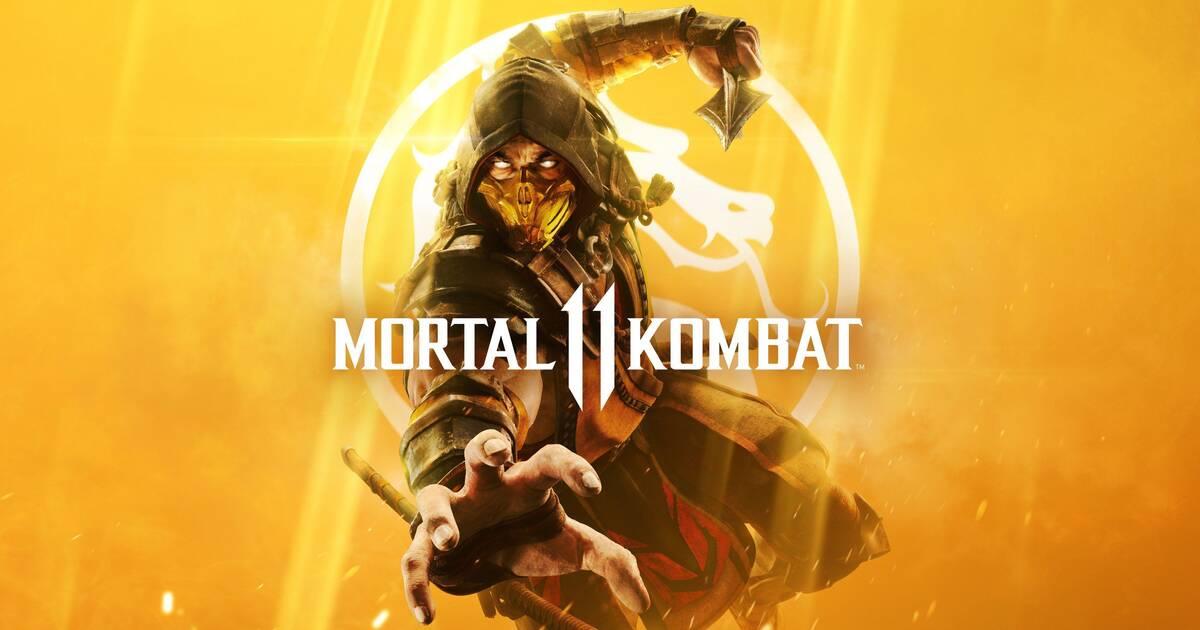 CDB: Ed Boon reveló la portada oficial de Mortal Kombat 11