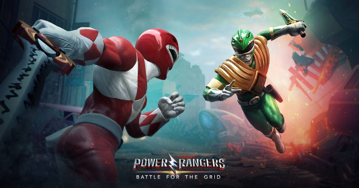 Anunciado Power Rangers: Battle for the Grid para PC y consolas