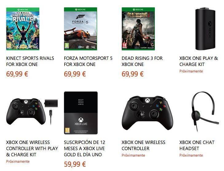 Microsoft Pone Precio Oficial A Los Juegos De Xbox One Vandal