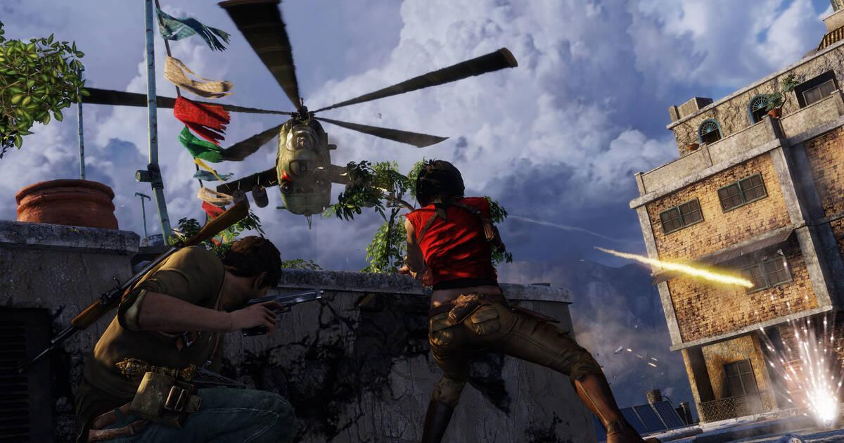 Primer vídeo e imágenes de Uncharted: The Nathan Drake Collection