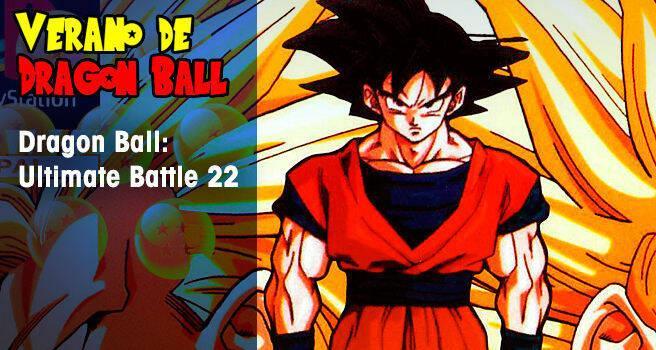 Verano de Dragon Ball: Dragon Ball Z Ultimate Battle 22
