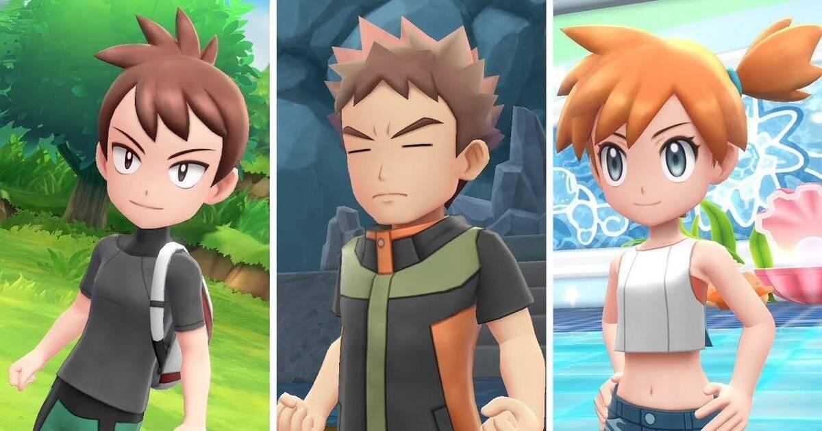 Pokémon Let's Go Pikachu!  Let's Go Eevee! estrena nuevo tráiler