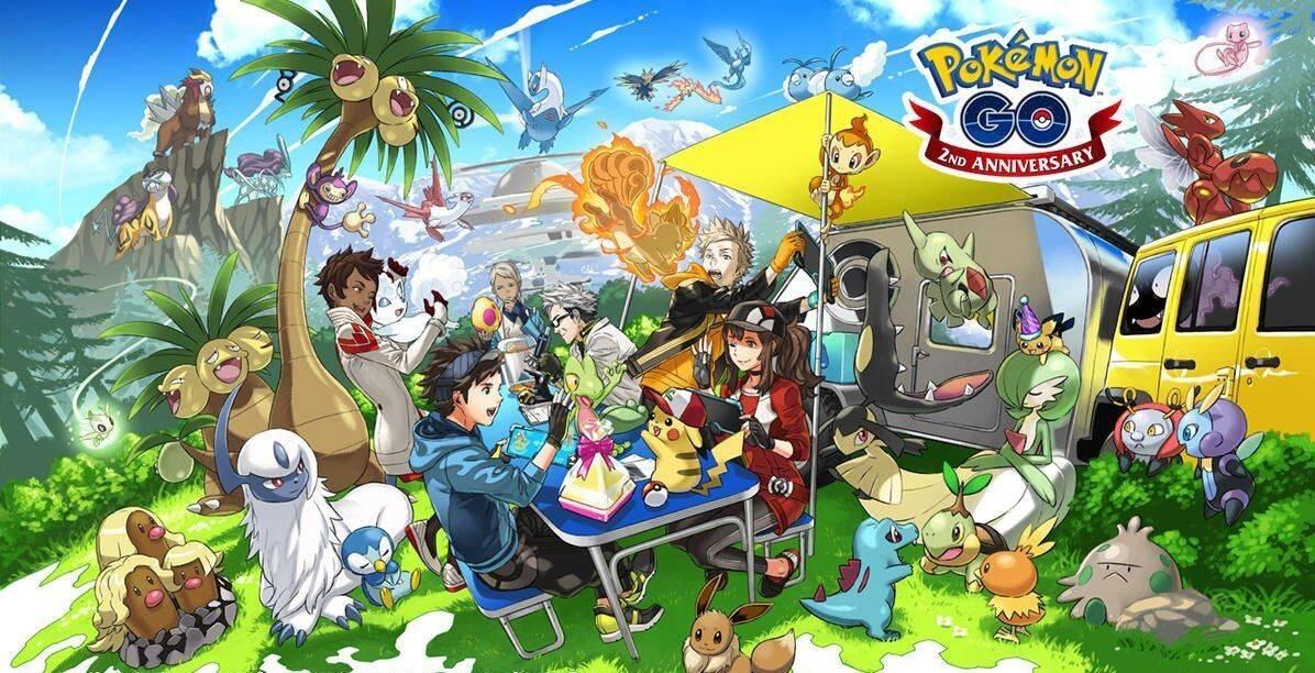 Los amantes de Pokémon GO están de enhorabuena