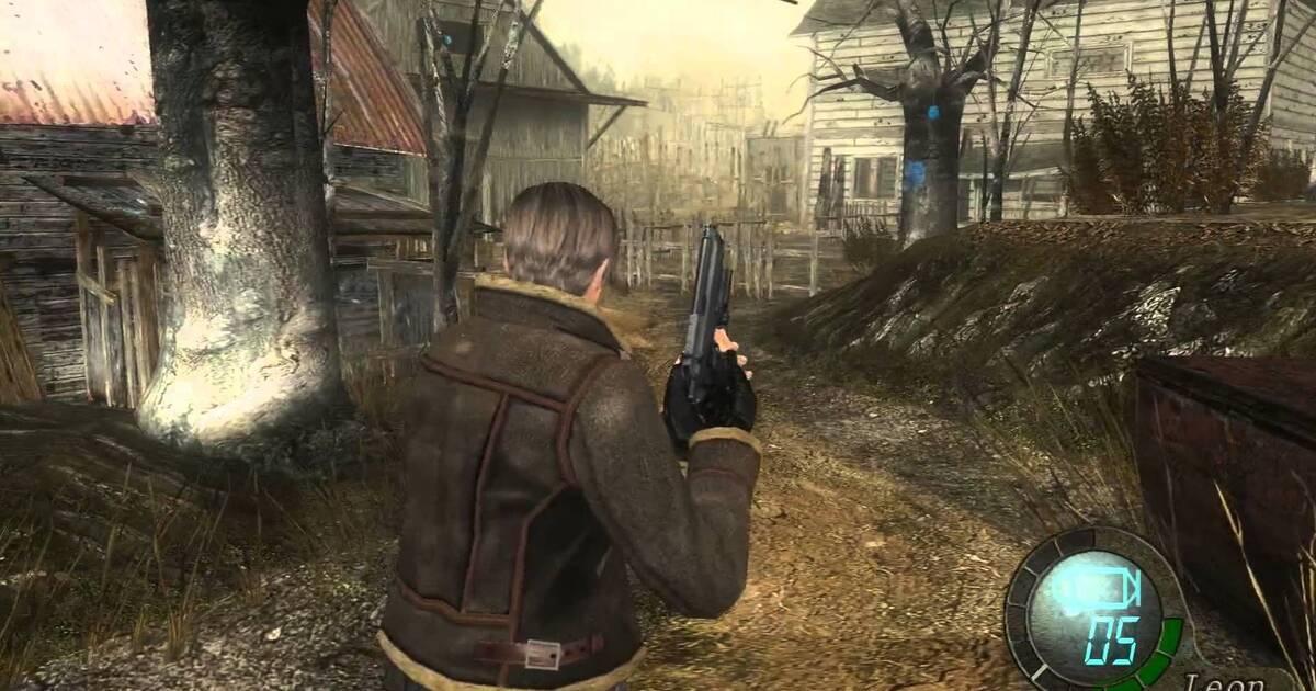 Resident Evil 4 HD Project se actualiza con más mejoras