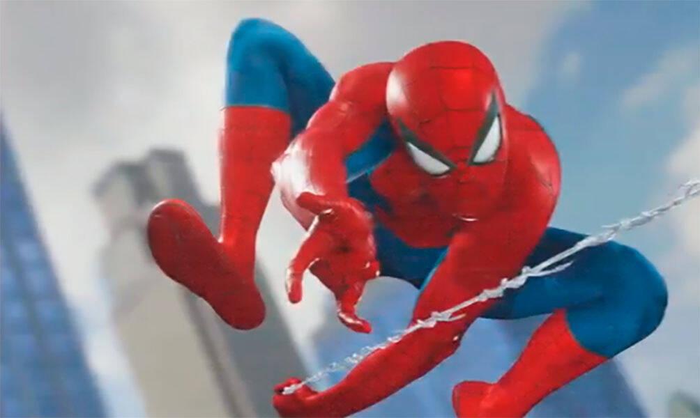 Primer Vistazo Al Traje Clasico De Spider Man En El Juego De Ps4