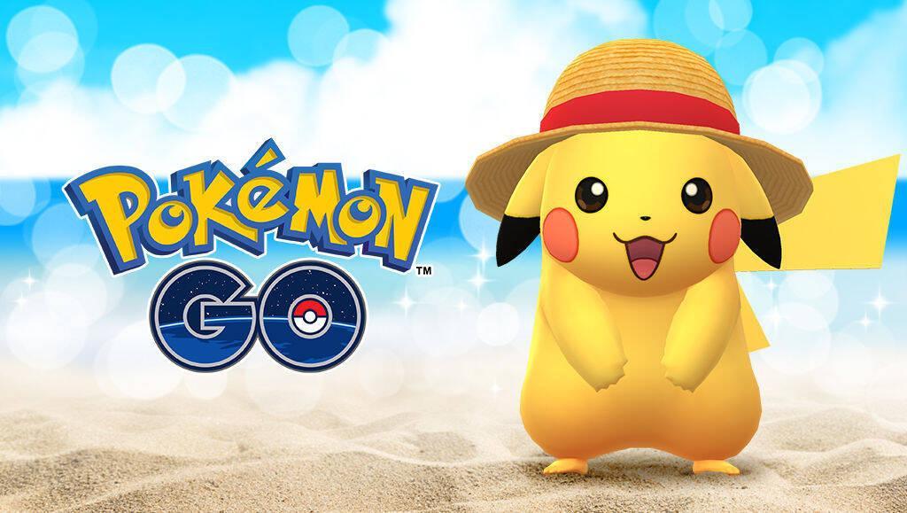 Pokémon GO tendrá una colaboración con One Piece