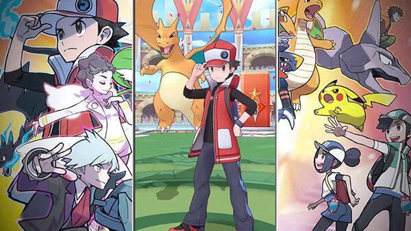 Pokémon Masters presenta su modo multijugador. ¡Combate a tres bandas!