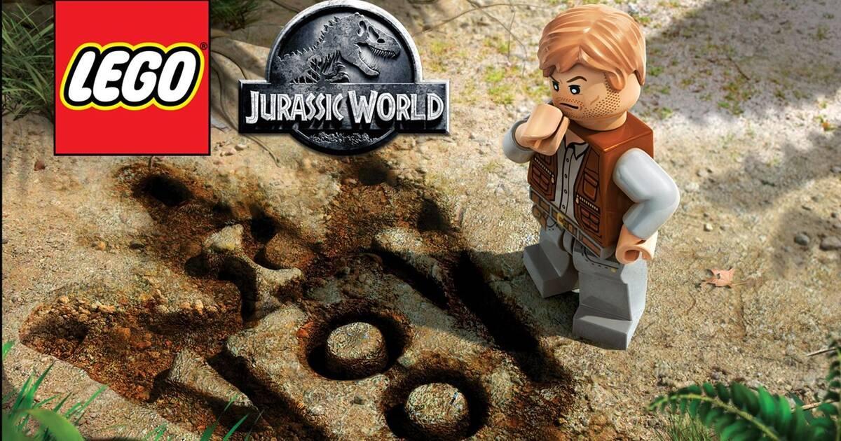 Resultado de imagen de LEGO Jurassic World switch
