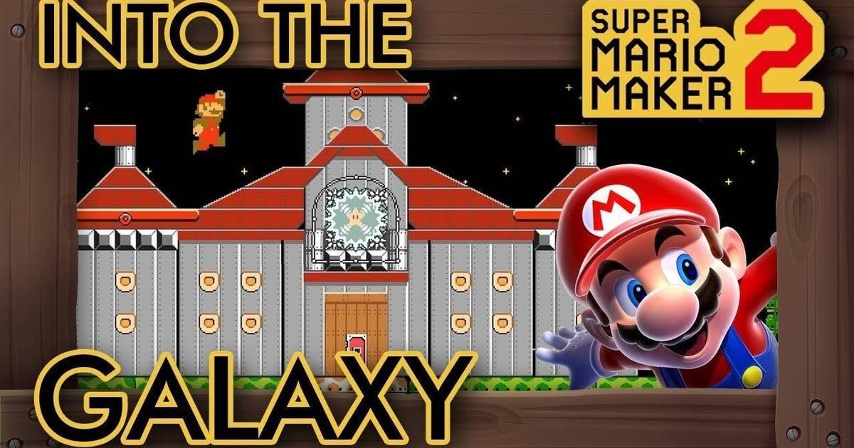 Super Mario Maker 2: Un espectacular nivel homenajea a Super Mario