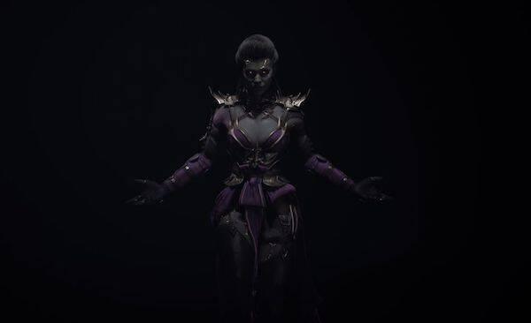Mortal Kombat 11 Sindel desvela su aspecto final en el videojuego