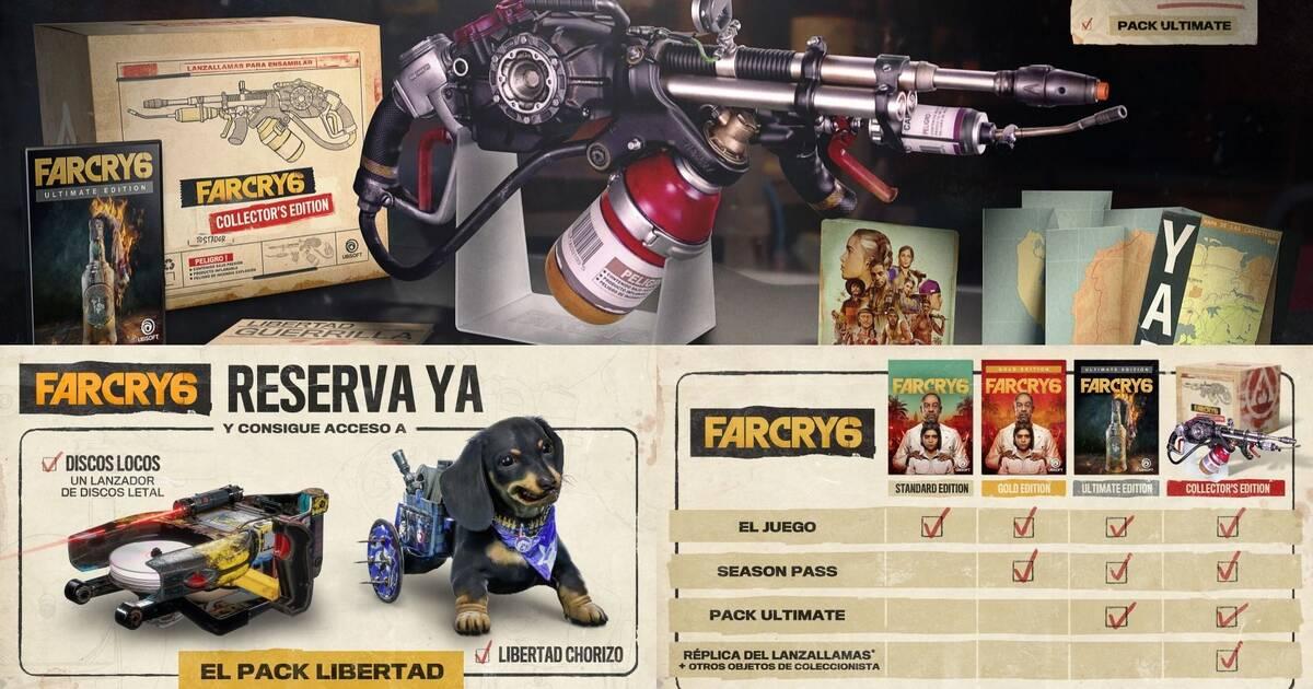 far cry 6 dog chorizo