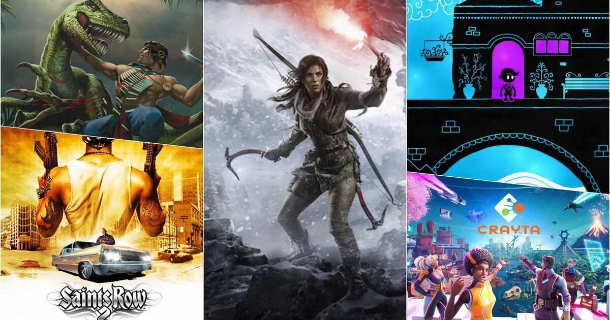 Juegos gratis de julio en PS Plus, Xbox Gold, Epic Games, Twitch Prime y Stadia Pro