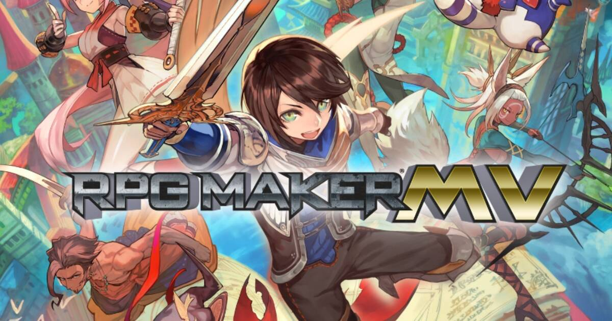 RPG Maker MV llegará a PS4 y Nintendo Switch el 11 de septiembre