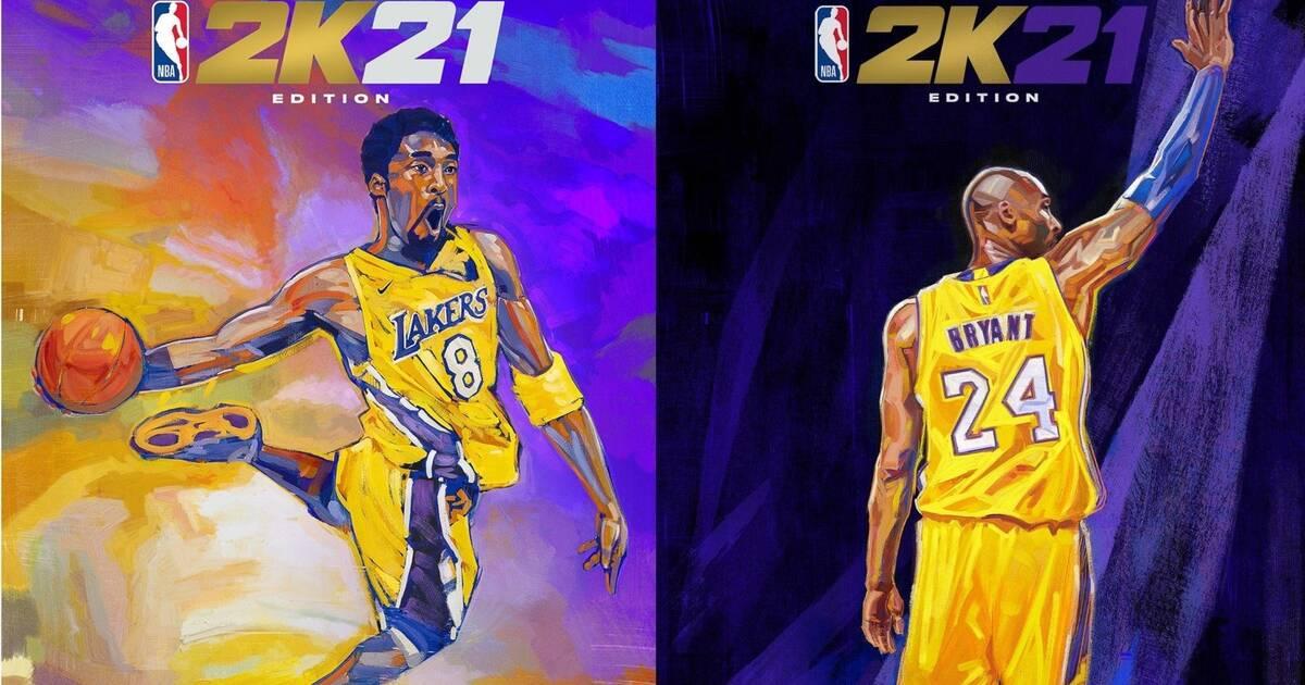 NBA 2K21: Kobe Bryant será portada de la edición Mamba Forever en todas las plataformas